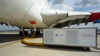 Cavotec PCAir System (caddy version)