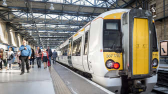 Train times change on Great Northern, Southern and Thameslink