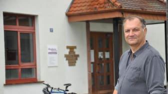 Der passionierte Radsportler Dr. Martin Sander-Gaiser wird am morgigen Donnerstag, 15. Juli, als Leiter der Hephata-Akademie verabschiedet.