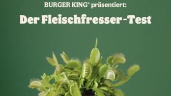 Eindrucksvolles Experiment - BURGER KING® zeigt Plant-based Nuggets im knallharten Geschmackstest