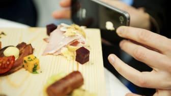 Har du inte fotat det kan du inte smaka det #svenskchark