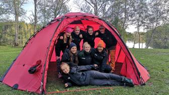 Elever från Realgymnasiet i Västerås