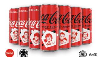 Startschuss für Coca-Cola Kampagne zur UEFA EURO 2020TM