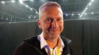 Peter Carlsson, Northvolt ger goda tips till startups. Foto: Malin Winberg
