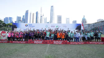 Epson Youth Challenge 2017 comes to a close at The Padang