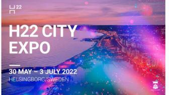 Ett år kvar till H22 City Expo i Helsingborg 2022