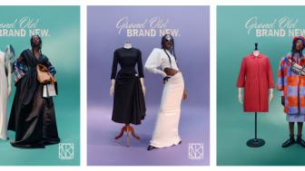 Grand Old Brand New. kreationer av Behnaz Aram, Linn Eklund och Stand Studio