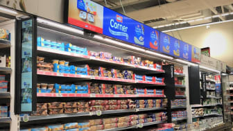 Müller and Asda team up for game changing digital aisle takeover