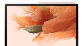 Galaxy Tab S7 FE - mystic pink