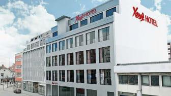 Det populære Yess Hotel i Kristiansand indtræder i Best Western Hotels & Resorts.