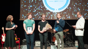 Vinnaren i inUse Award 2017 – Karma!