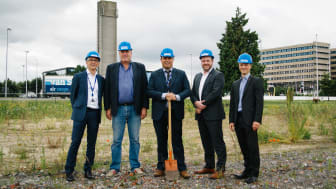 Brussels Airport: Partners of Panalpina are constructing a new healthcare facility