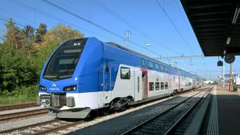 Mälardalstrafiks besked om den regionala tågtrafiken