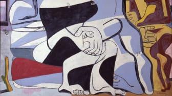 Le Corbusier, Trois Baigneuses, 1935, © FLC/ADGAP