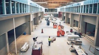 Ramirentrapporten visar på stor efterfrågan av bland annat AI-ingenjörer, digitaliseringsexperter, hållbarhetsexperter och logistiker inom byggbranschen.