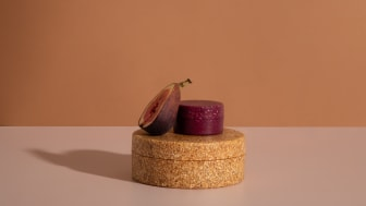 Sustainable Sulapac jars stand out