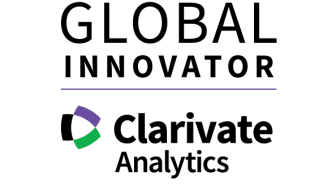 Clarivate Analytics analyzes intellectual property and patent trends based on proprietary data to determine the world's most innovative corporations and institutions.