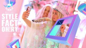 Selfie scenarios och vardagseskapism i förlängt färgsprakande upplevelseportal i hjärtat av Göteborg.