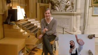 Interaktives Online-Orgelkonzert mit der Dommusik Münster