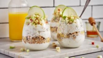Risenta müsli Äpple & Quinoa