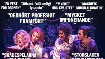 """Publiksuccé för """"Häxorna i Eastwick"""" som förlänger på Cirkus i Stockholm!"""
