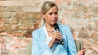 BdS-Präsidentin Sandra Mühlhause (Foto: BDA/Christian Kruppa)