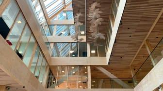 Invigning och öppet hus i nya kommunhuset