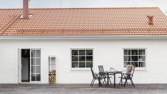 Ett av Sveriges mest sålda fönster reducerar energispillet med upp till 30 procent