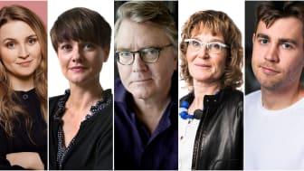 Foto: Rebecca Rynefelt, Stefan Nilsson, Emil Malmborg, Magnus Hjalmarson Neiderman, Daniel Ivarsson