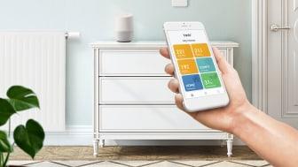 Smart Home med Tado og Google Assistant