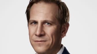 Fredrik Andersson, nytillträdd vd för Danish Crown Foods Sweden
