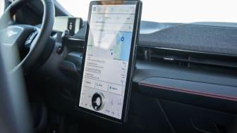 Trådløse softwareopdateringer er en del af fremtiden i Fords biler.