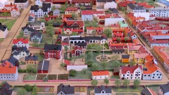 Stor uppmärksamhet för Lindesberg i miniatyr