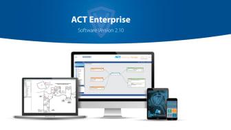 Ny Release: ACT Enterprise 2.10 och Controller firmware: 1.08.25