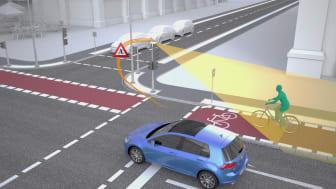Volkswagen og Siemens er gået sammen om at udvikle intelligente trafikale systemer, der forbedrer flowet i trafikken og løfter sikkerheden