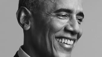 Barack Obamas presidentmemoarer lanseres i november