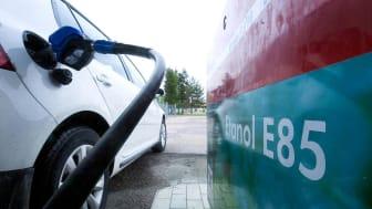 Klart för rena biodrivmedel hela 2021