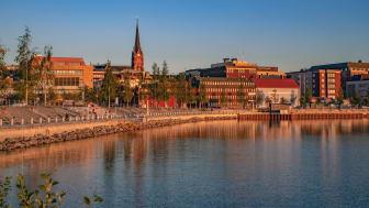 Securitas utvecklar sin parkeringsverksamhet i Luleå genom att förvärva Polar Park AB.