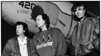 Photography by Dimo Safari, Pink Floyd (1987) Ltd.