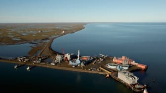 Worker killed at North Slope drill site