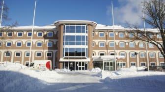 Eskilstuna Energi och Miljös huvudkontor på Kungsgatan 86