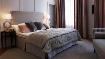 Grand Hôtel stärker sin position med nya rum och sviter