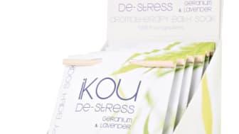iKOU Bath soak De-stress group