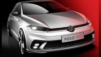 Den nye Polo GTI står klar i startblokken