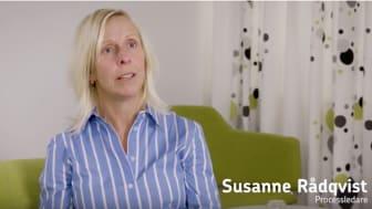 Susanne Rådqvist, Psykologpartners.
