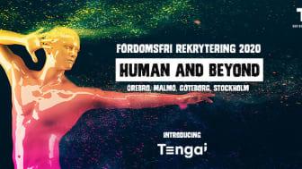 Frukost: Fördomsfri trendspaning 2020 och lansering av AI-intervjuroboten Tengai