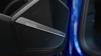 Bang & Olufsen højtalere i Audis mellem- og luksusklassebiler