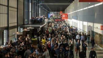 Mange har tatt turen til Lillestrøm og Bygg Reis Deg 2021.