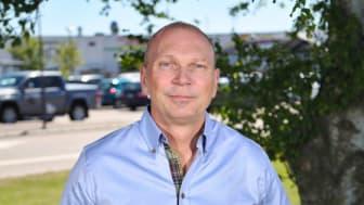 Christian Ziese, VD på Ängelholm Helsingborg Airport
