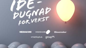 GroupM lanserer Idédugnad for vekst